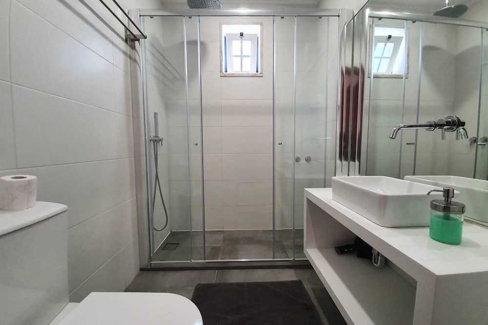 New shared bathroom on the groundfloor
