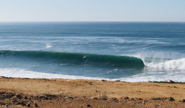 Coxos: the perfect wave for advanced surfers