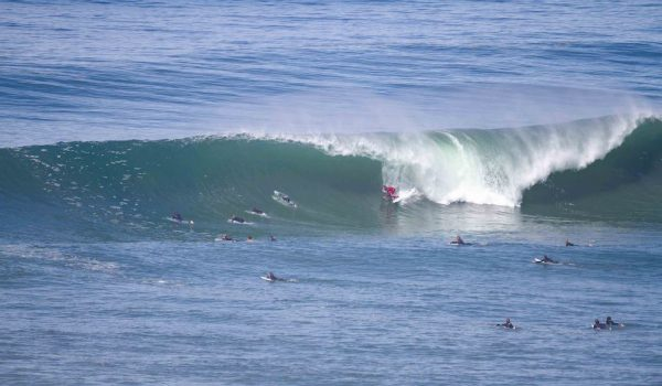 When surfing a crowded lineup you need to know the surf rules
